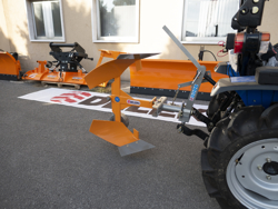 reversible plough for tractors like yanmar kubota drp 25