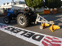 double plough for tractors like carraro ddp 30