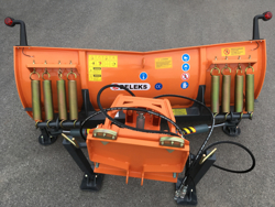 snowblade with plate for tractor ln 200 a