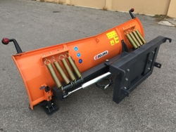 snowplow for tractor front end loaders ln 175 e