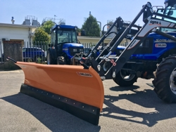 snowplow for tractor front end loaders ln 200 e