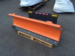 light snow plow for skid steer loaders lns 150 m