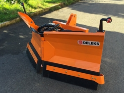 snowplow with 3 point linkage for tractor lnv 180 c