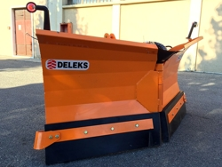 snowplow with 3 point linkage for tractor lnv 250 c
