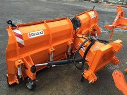 snowplow with 3 point linkage for tractor lnv 315 c