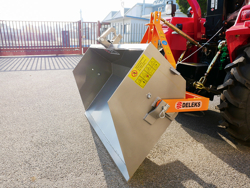 tipping transportbox for tractor prm 100 l