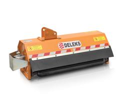 forestry mulcher of 60cm for mini excavators hydraulic shredder mod ar 60