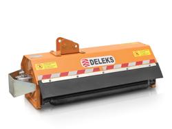 forestry mulcher of 80cm for mini excavators hydraulic shredder mod ar 80