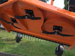 finishing mower for tractor dm 120