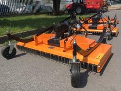 finishing mower for tractor dm 150