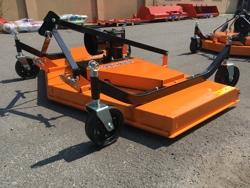finishing mower for tractor dm 180
