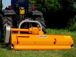adjustable sideshift flail mower 140cm for 30 60hp tractors shredder mulcher puma 140