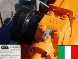 adjustable side shift flail mower 180cm for 40 70hp tractors shredder mulcher puma 180