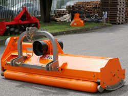 reversible mower with sideshift 140cm working width for narrow tractors mod puma 140 rev