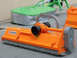 flail mower for tractor reversible 180 cm medium series sideshift mod puma 180 rev