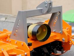 rotavator tiller for heavy tractors crawler tractors working width 135cm mod dfh 135