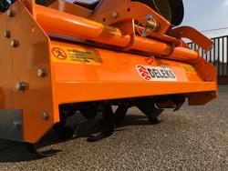 adjustable stone burier for tractors rotary tiller dfu 100