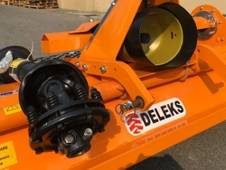 adjustable stone burier for tractors dfu 140