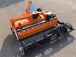 adjustable stone burier for tractors dfu 160