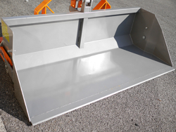 heavy hydraulic transport box for tractor pri 180 h