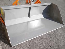 heavy hydraulic transport box for tractor pri 200 h