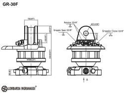 rotator lombarda ingranaggi gr30f