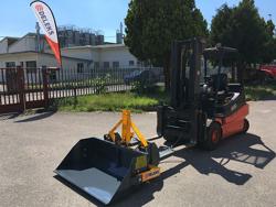 heavy hydraulic bucket attachment for forklift pri 180 hm