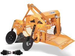 potato digger for tractors mod dpt 150