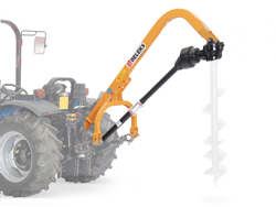post hole digger for tractor l 30