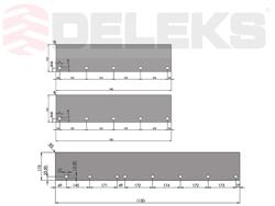 spare steel blade ssh 04 2 6