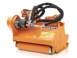 forestry mulcher of 100cm for mini excavators hydraulic shredder mod arh 100