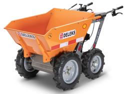 powered wheelbarrow b&s engine with estart md 400 bsl