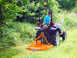lawnmower for tractors buggy 120