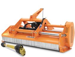 adjustable sideshift mower for tractors shredder mulcher buffalo 230