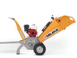 petrol chipper shredder dk 500 honda