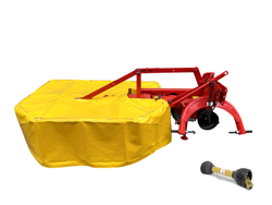 drum mower for tractor short arm dfr 135 mini