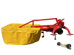 drum mower for tractor dfr 135