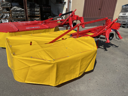 drum mower for tractor dfr 165