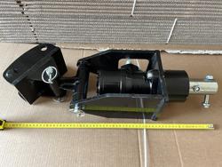 hydraulic earth drill for mini excavator grhd