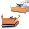 snow plow blades and ploughshare with 3 point hitch euro 4x4 etc